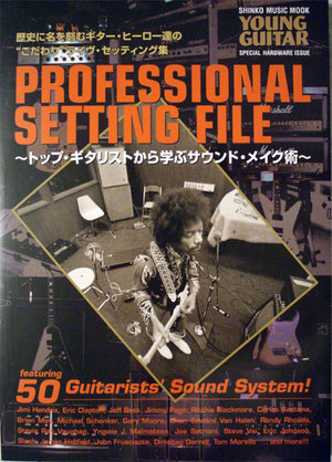 Professionalsettingfile