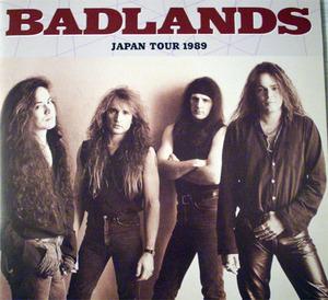 Badlandsjapantour