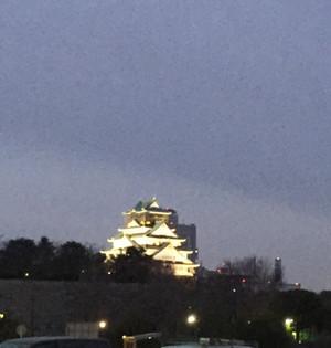Osaka_castel